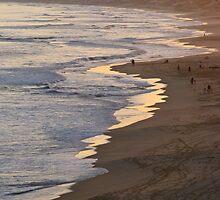 Sunset stroll by Jeanne Horak-Druiff