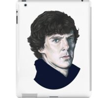 A tribute to Sherlock iPad Case/Skin