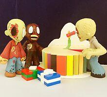 Mini Zombie Birthday by FendekNaughton
