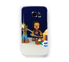 Michonne & Pets Birthday Samsung Galaxy Case/Skin