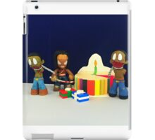 Michonne & Pets Birthday iPad Case/Skin