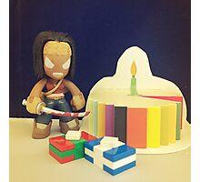 Michonne Birthday Photographic Print