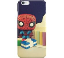 Spider-Man Birthday iPhone Case/Skin