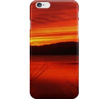 A Sunset Mood iPhone Case/Skin
