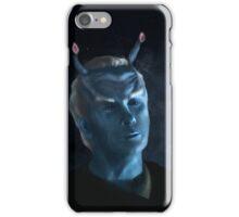 Star Trek: cmd.Shran iPhone Case/Skin