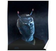 Star Trek: cmd.Shran Poster