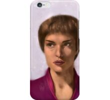 Star Trek: cmd.T'Pol iPhone Case/Skin