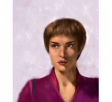 Star Trek: cmd.T'Pol Photographic Print