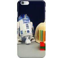 R2-D2 Birthday iPhone Case/Skin