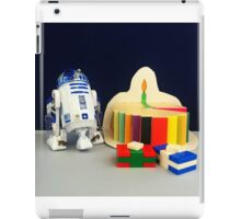 R2-D2 Birthday iPad Case/Skin