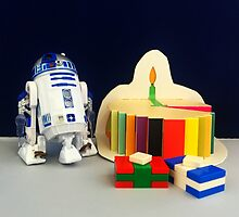 R2-D2 Birthday by FendekNaughton
