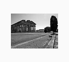 Paestum: trees and temples Unisex T-Shirt