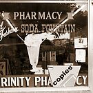 The Trinity Pharmacy by Glenna Walker