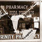 The Trinity Pharmacy by Glenna Walker