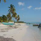 MANO JUAN - One of the SAONA ISLAND fisherman's Village - DOMINICAN REPUBLIC by Daniela Cifarelli