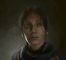 The Order 1886: Lakshmi by spiritius