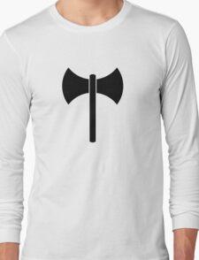 Lesbian Labrys Long Sleeve T-Shirt
