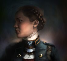 The Order 1886: Igraine by spiritius