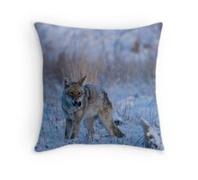 Voles - Breakfast of Champions Throw Pillow