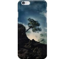 dangered tree iPhone Case/Skin