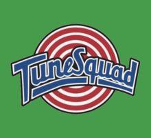 Tunes Squad - Space Jam Logo One Piece - Short Sleeve