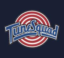 Tunes Squad - Space Jam Logo Kids Clothes