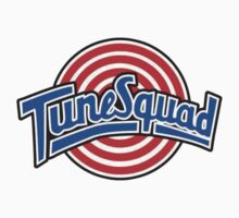 Tunes Squad - Space Jam Logo by ourtinyinfinite