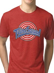 Tunes Squad - Space Jam Logo Tri-blend T-Shirt