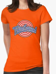 Tunes Squad - Space Jam Logo Womens Fitted T-Shirt