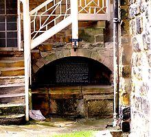Huntrodds Tombstone by Lee Kerr