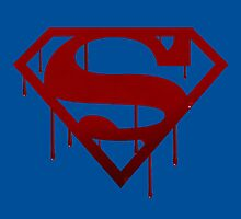 Superman Blood by AvatarSkyBison