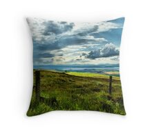 Looking seaward, v.2 Throw Pillow