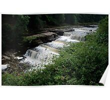 Aysgarth Falls - the middle bit Poster
