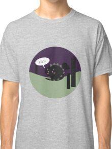 Lil' Ender dragon roaring Classic T-Shirt