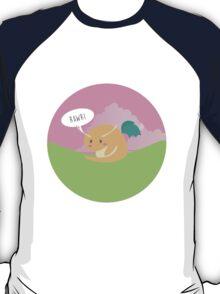 Lil' Dragonite roaring T-Shirt