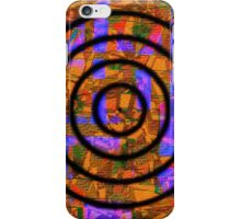 0626 Abstract Thought iPhone Case/Skin