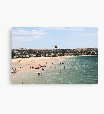 Surf-rescue.  Canvas Print