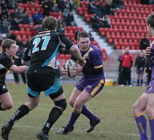 Gateshead Thunder 2009 - Luke Brannigan by Paul Clayton