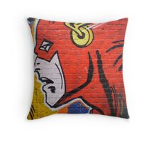 Graffiti is for Life Throw Pillow