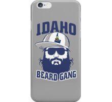 Idaho Beard Gang iPhone Case/Skin