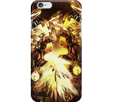 """Ambient Electra [Digital Figure Illustration] """"Just before Dawn..."""" iPhone Case/Skin"""