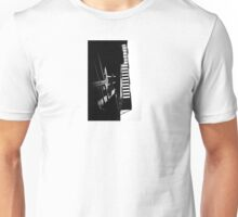 escaping the darkness Unisex T-Shirt