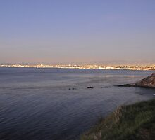 Dusk in Redondo Beach, California by VanDeVanter