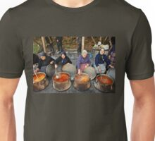 ...And food for all Unisex T-Shirt