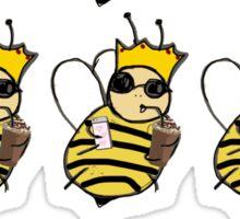 queen pattern! Sticker