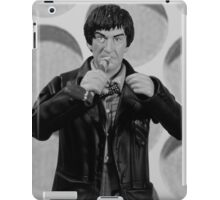 Happy 95th Birthday Patrick Troughton iPad Case/Skin