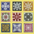 Hawaiian Quilt Sampler by noffi