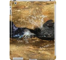 bath - baño iPad Case/Skin