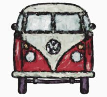 Ruffdup Splittie Campervan Kids Clothes