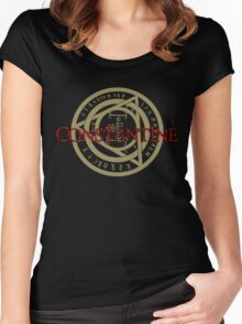 John Constantine - Sigil Women's Fitted Scoop T-Shirt